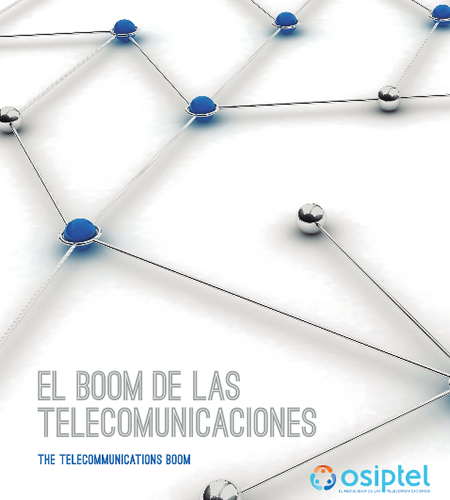 El Boom de las telecomunicaciones