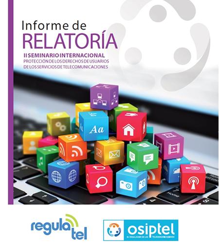 Informe de Relatoría: Seminario Internacional